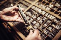 Typesetting for Letterpress Printing